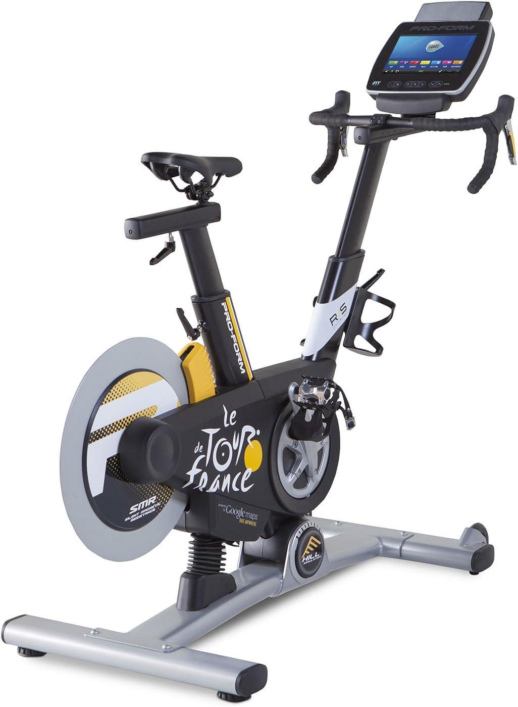 ProForm - Bicicleta Indoor Tour de France 5.0: Amazon.es: Deportes ...