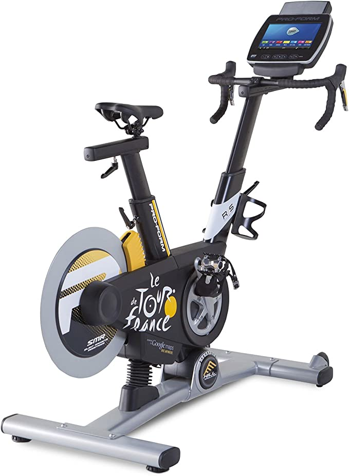 ProForm - Bicicleta Indoor Tour de France 5.0: Amazon.es: Deportes y aire libre