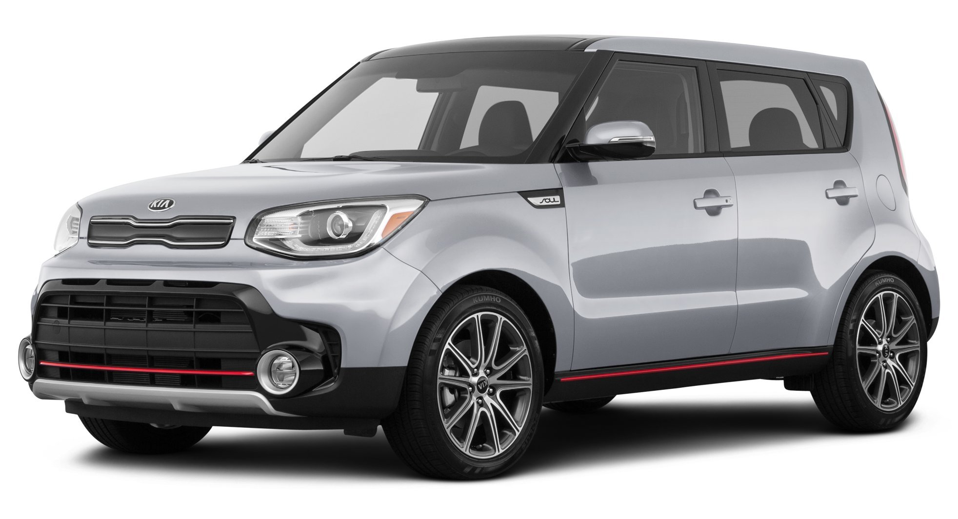 Kia Soul: Good braking practices