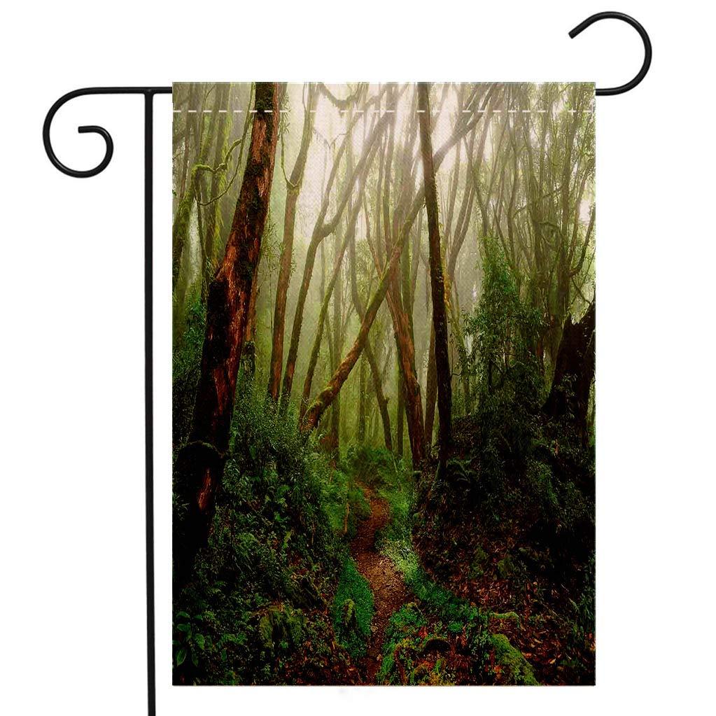 Amazon.com: Bandera de jardín de doble cara, para decoración ...