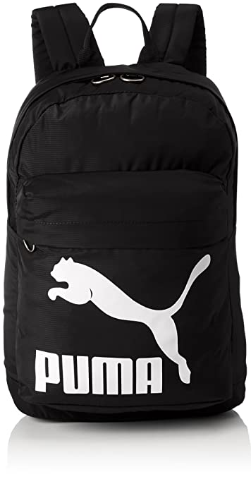 ef0085b135 Puma 20 Ltrs Black Laptop Backpack (7479901)  Amazon.in  Bags ...