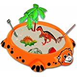 Be Good Company Critters Dinosaur Sandbox Playset