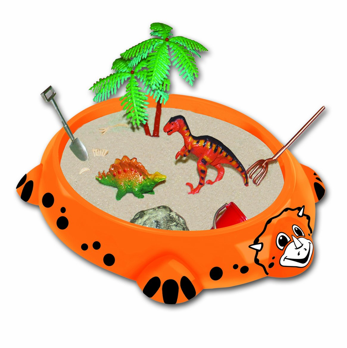 Be Good Company Critters Dinosaur Sandbox Playset by Be Good Company (Image #1)