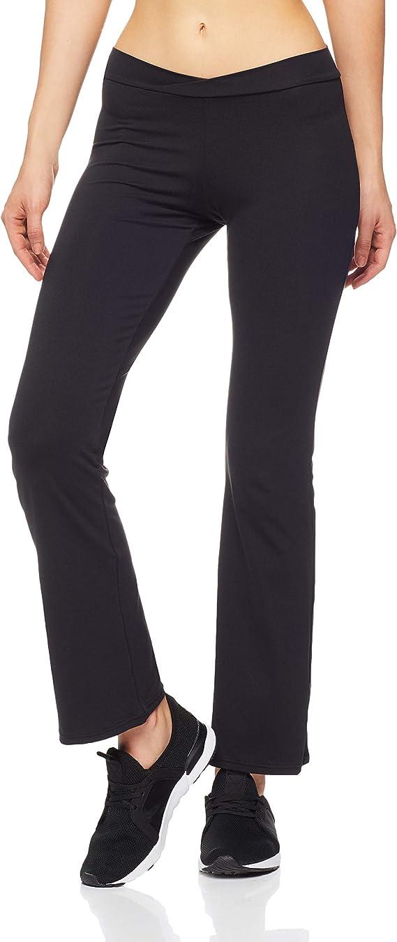 Black Capezio BX700 roll down Jazz pants adult  sizes