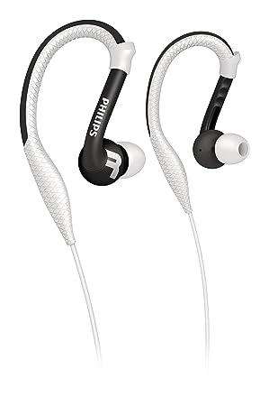 Philips ActionFit - Auriculares (gancho para oreja SHQ3200WT/10 ...