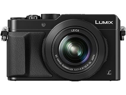 amazon com panasonic lumix lx100 4k point and shoot camera 3 1x rh amazon com Mega Ganger Ex Mega Garchomp Card