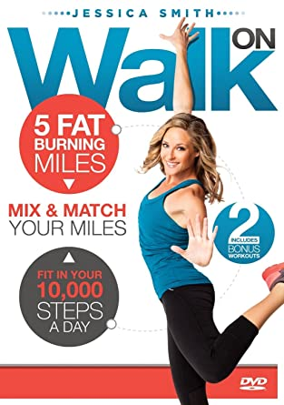 Amazon Com 10 000 Steps Weight Loss Walk On 5 Fat Burning Miles