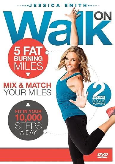 camminare per la perdita di peso jessica