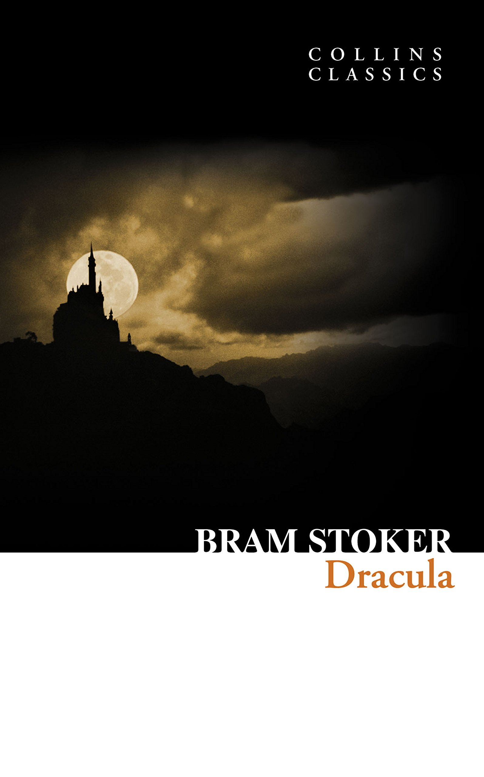 Dracula Collins Classics Bram Stoker product image