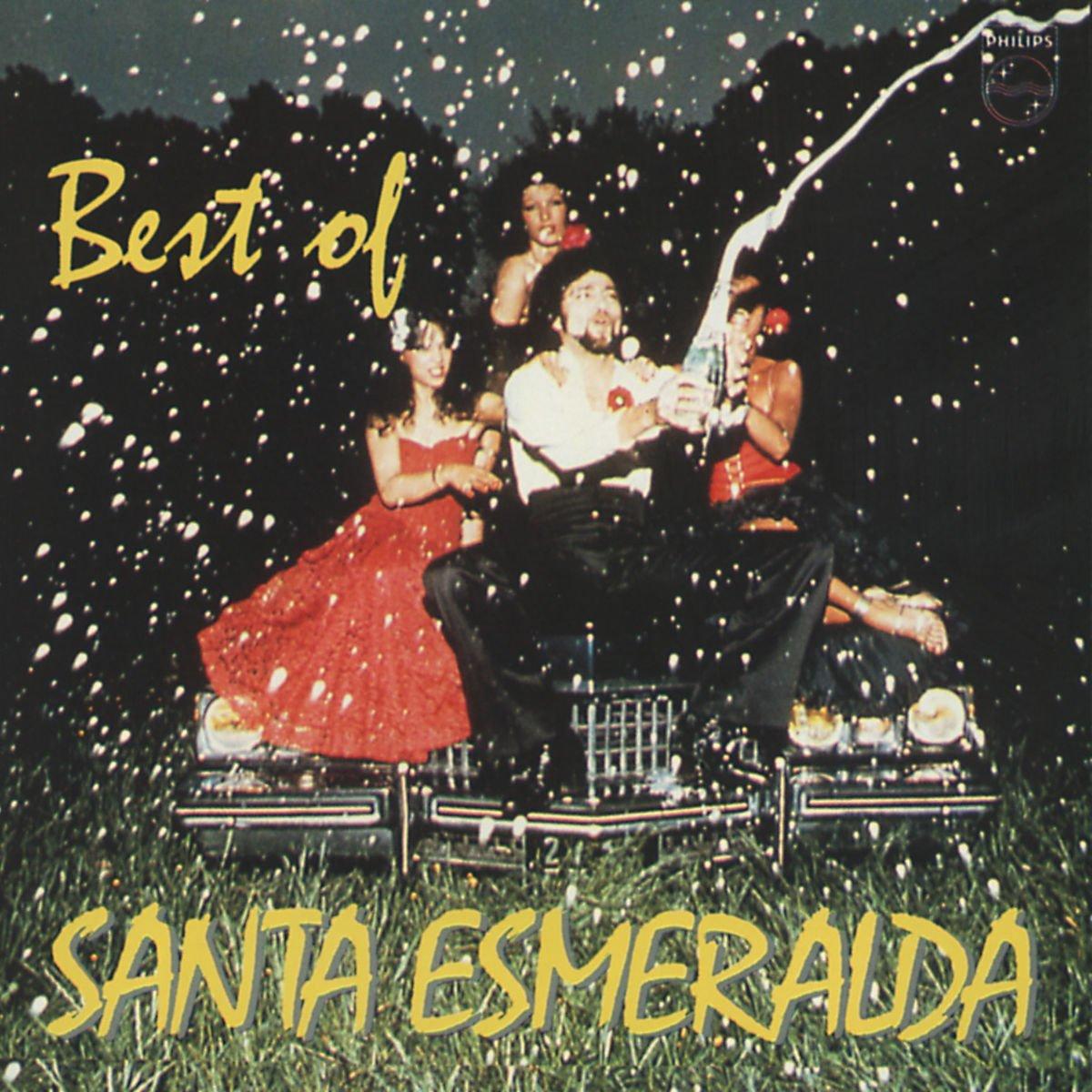 SANTA ESMERALDA - Best of Santa Esmeralda - Amazon.com Music