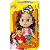 Boneca Maria Clara, Baby Brink, Multicor