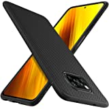 iBetter Diseño para Xiaomi Poco X3 NFC Protectora Funda,Fina de Silicona [Resistente a los arañazos ] Funda para Xiaomi…