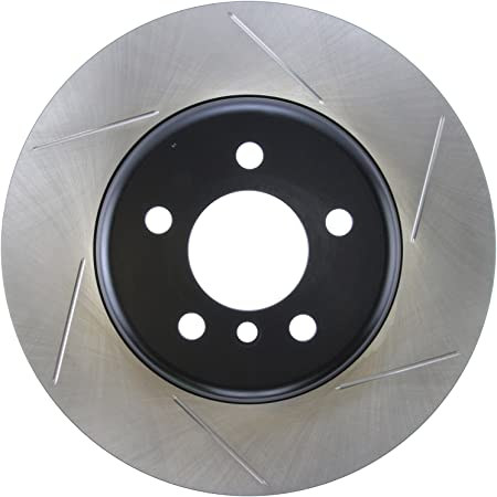 StopTech 126.34133SL Sport Slotted Rotor Left