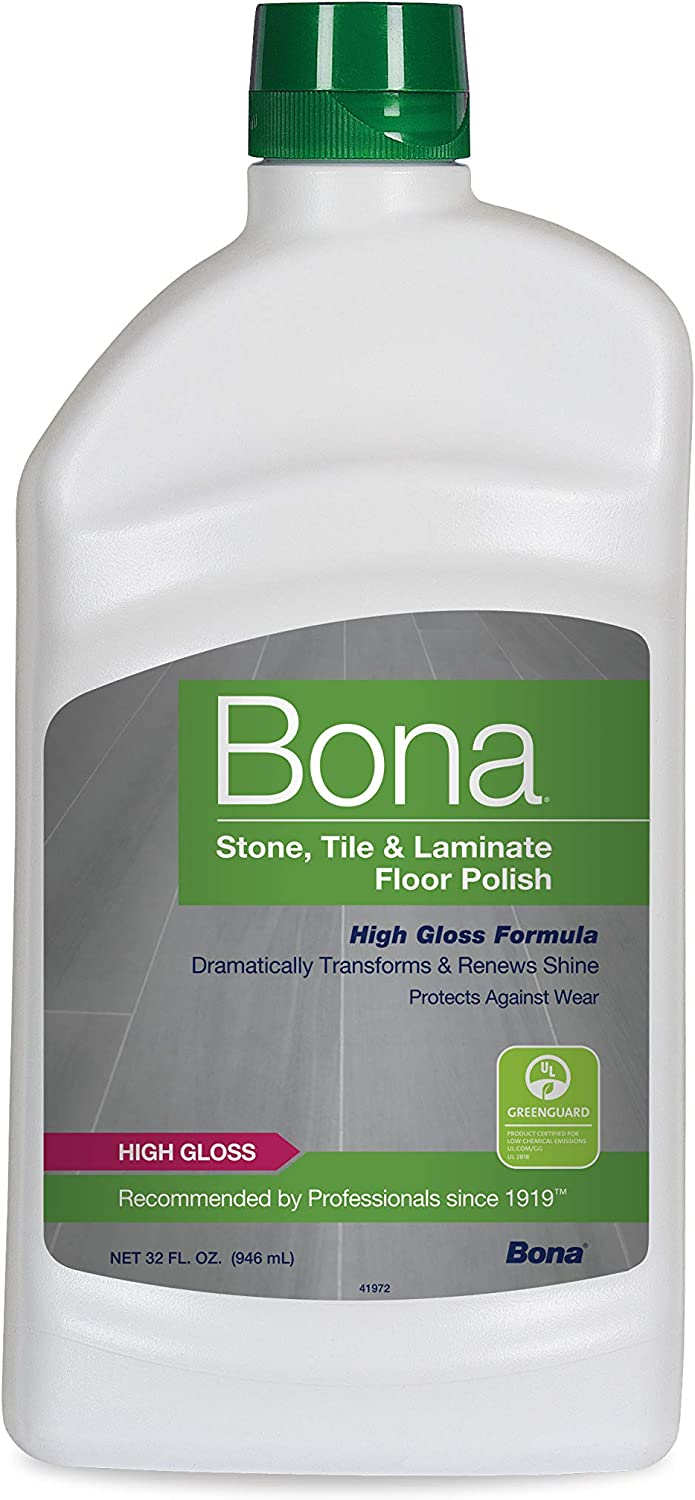 Bona Stone Tile and Laminate Floor Polish