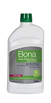 Bona High-Gloss Laminate Floor Polish