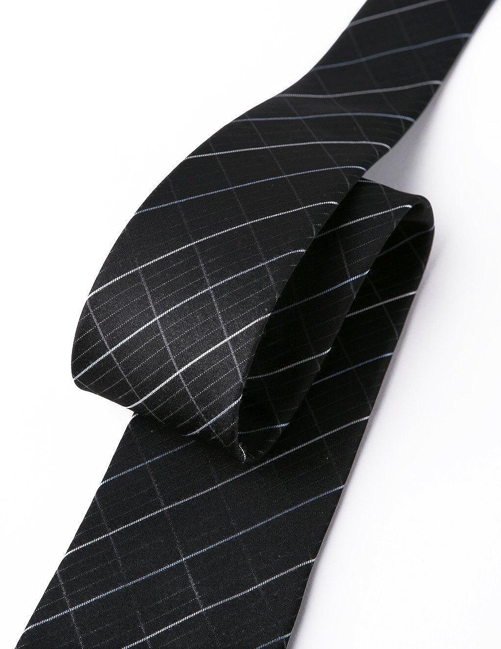 Origen lazos - Rejilla de cuadros escoceses estilo skinny seda ...