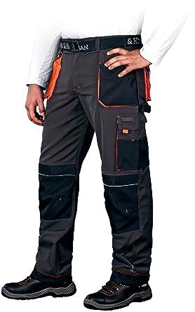 Avec Pantalon Pour Leber Travail Poches De Homme amp;hollman T5XwqO