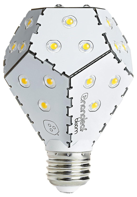 nonoleaf bloom ナノリーフ ブルーム 調光機能付きLED電球 ホワイト 5504001WH B00QXFEDI6アークティック ホワイト