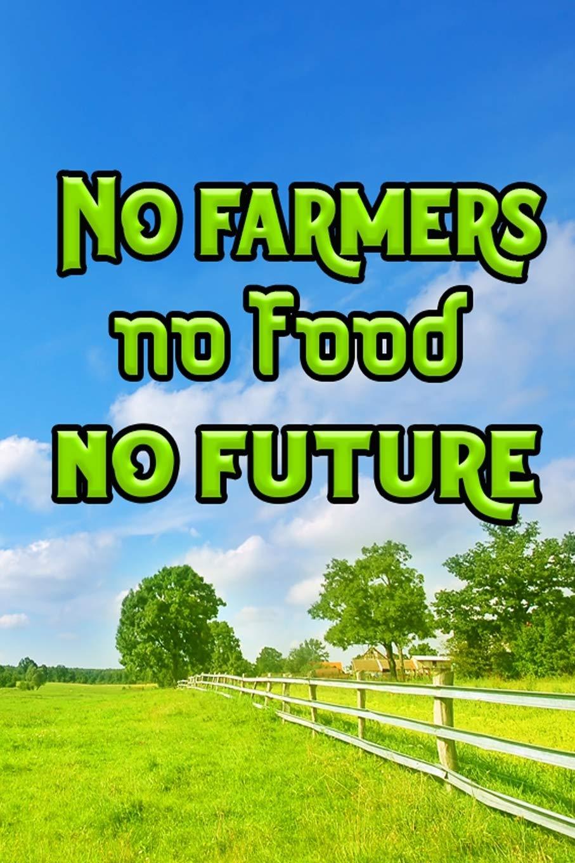 No Farmers No Food No Future Lined Farming Notebook Great Gift Idea For Farm Lover Amazon Com Br