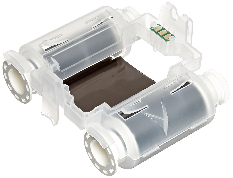 Brady M71-R6600 R6600 Series Thermal Transfer Ribbon For BMP71 Label Printer , Black,  2.000' x 150' (50.80 Mm x 45.72 M) 2.000 x 150' (50.80 Mm x 45.72 M)