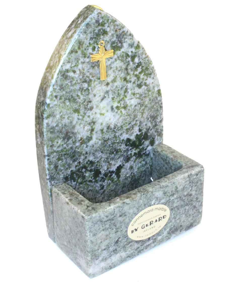 Holy Water Font Connemara Marble Gerard   B00ULPC5V6