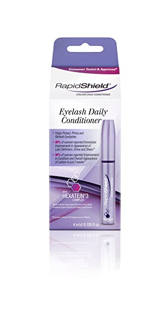 ac779f7861d Amazon.com: Rapid Lash Eyelash Daily Conditioner, 0.135 Ounce: Beauty