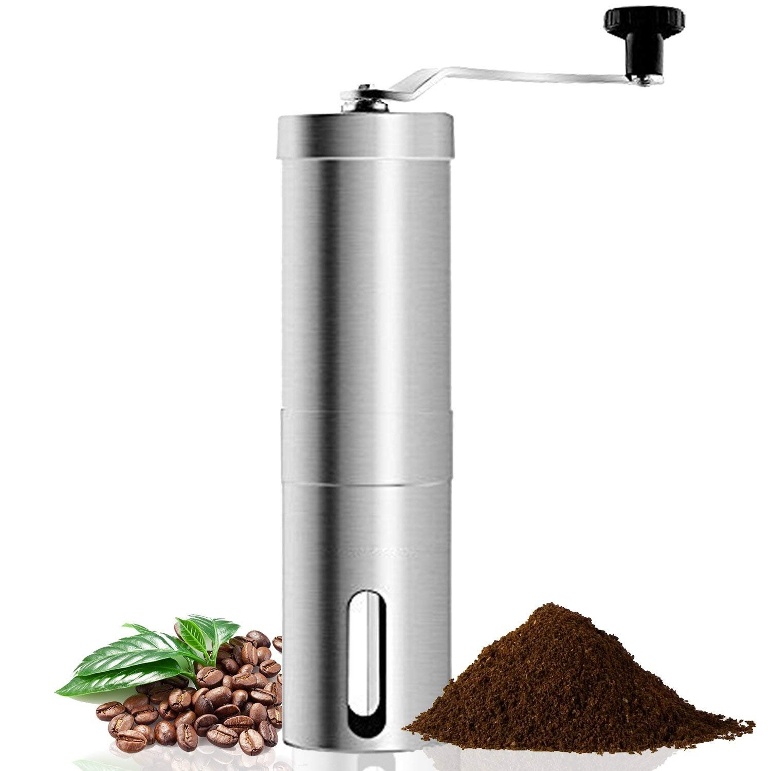 Coffee Grinder Burr Manual Coffee-Grinder Aessdcan