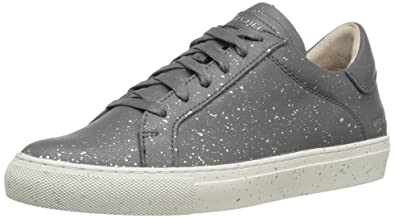 Skechers Womens Vaso Lace-Up Fashion Sneaker  Grey/Multi