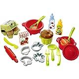 Ecoiffier 2617 Imitation  Coffret Cuisine 3 étoiles