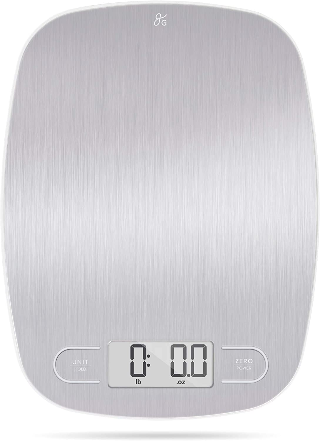 Scale For Food Lightweight Grams Ounces Nourish Digital Kitchen Support Baking