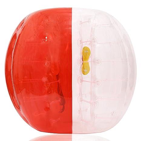 Bola hinchable Kemanner con burbujas de 1,5 m de diámetro ...