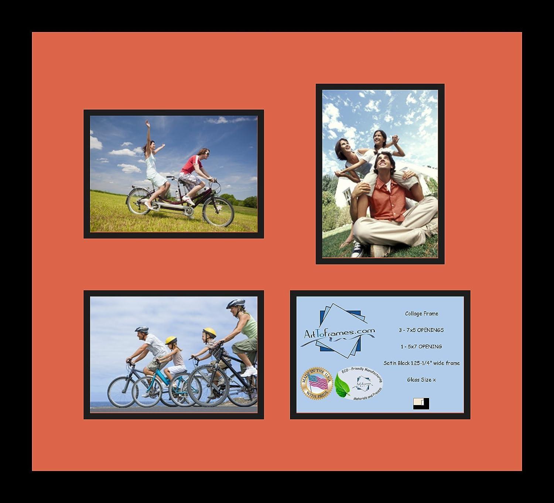 Amazon.de: Art An Rahmen double-multimat-1117-866/89-frbw26079 Foto ...