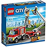 lego city 60002 jeu de construction le camion de. Black Bedroom Furniture Sets. Home Design Ideas