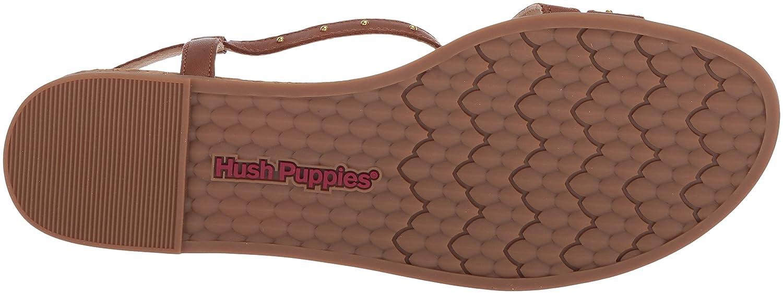 Hush Puppies Frauen Flache Sandalen Sandalen Sandalen Hautfarben 3afa2f