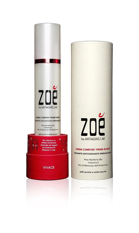 Crema Comfort Prime Arrugas Zoe Cosmetics: Amazon.es: Deportes y aire libre