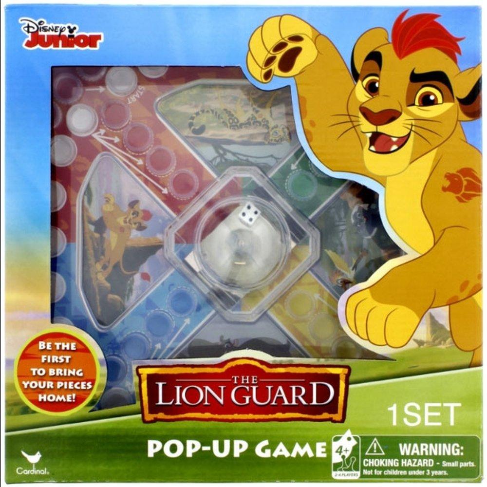 【正規販売店】 Lion Guard Guard Pop Pop Game Up Game B01LXOS8SK, イシガキシ:b69c9732 --- arianechie.dominiotemporario.com