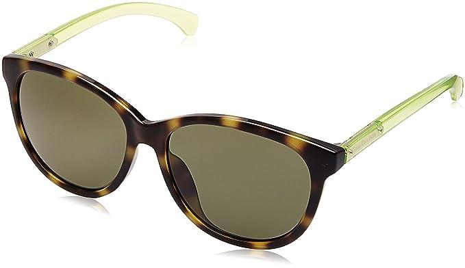 Calvin Klein CKJ753S Lunettes de soleil Femme Brun NOSIZE  Amazon.fr ... d3777068f38c