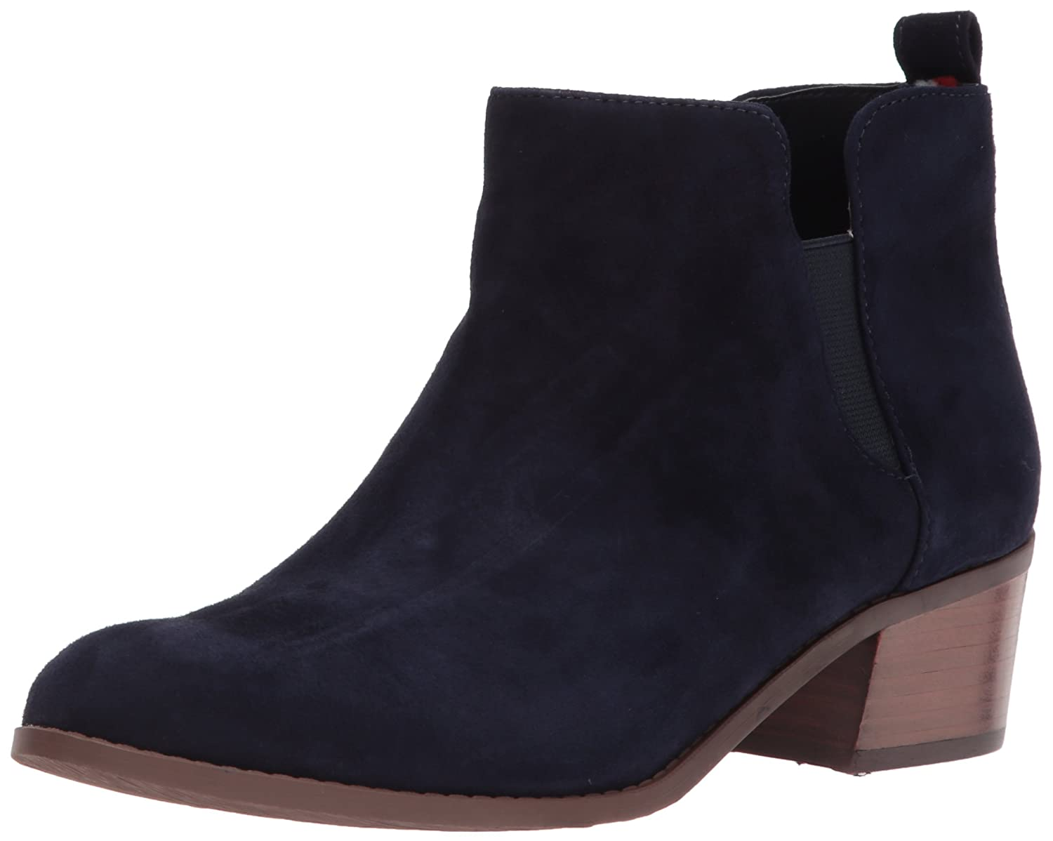 Tommy Hilfiger Women's Randall Ankle Boot B06XVFTBCP 5 B(M) US|Navy