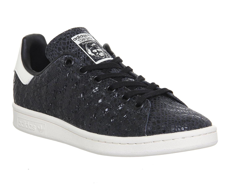 separation shoes 6b7b4 314d3 adidas Stan Smith, Chaussures de Tennis Homme - - Snake Core Black Chalk  White,  Amazon.fr  Chaussures et Sacs
