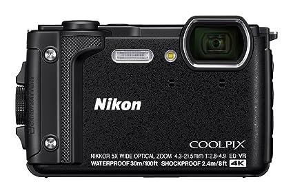 Nikon Coolpix W300 - Cámara compacta de 16 MP (WiFi, Bluetooth, 4K ...