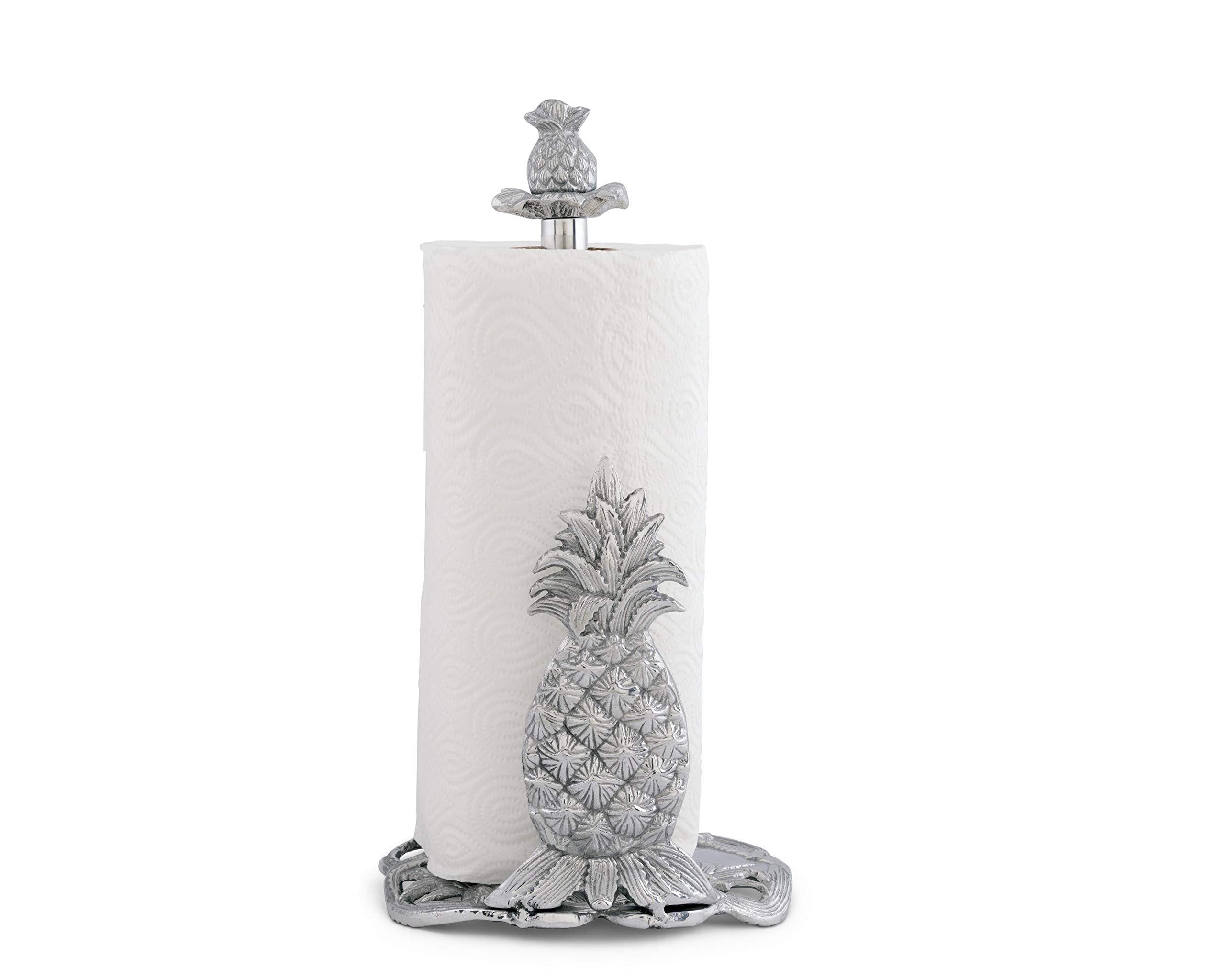 Arthur Court Pineapple 14-1/2-Inch Paper Towel Holder by Arthur Court
