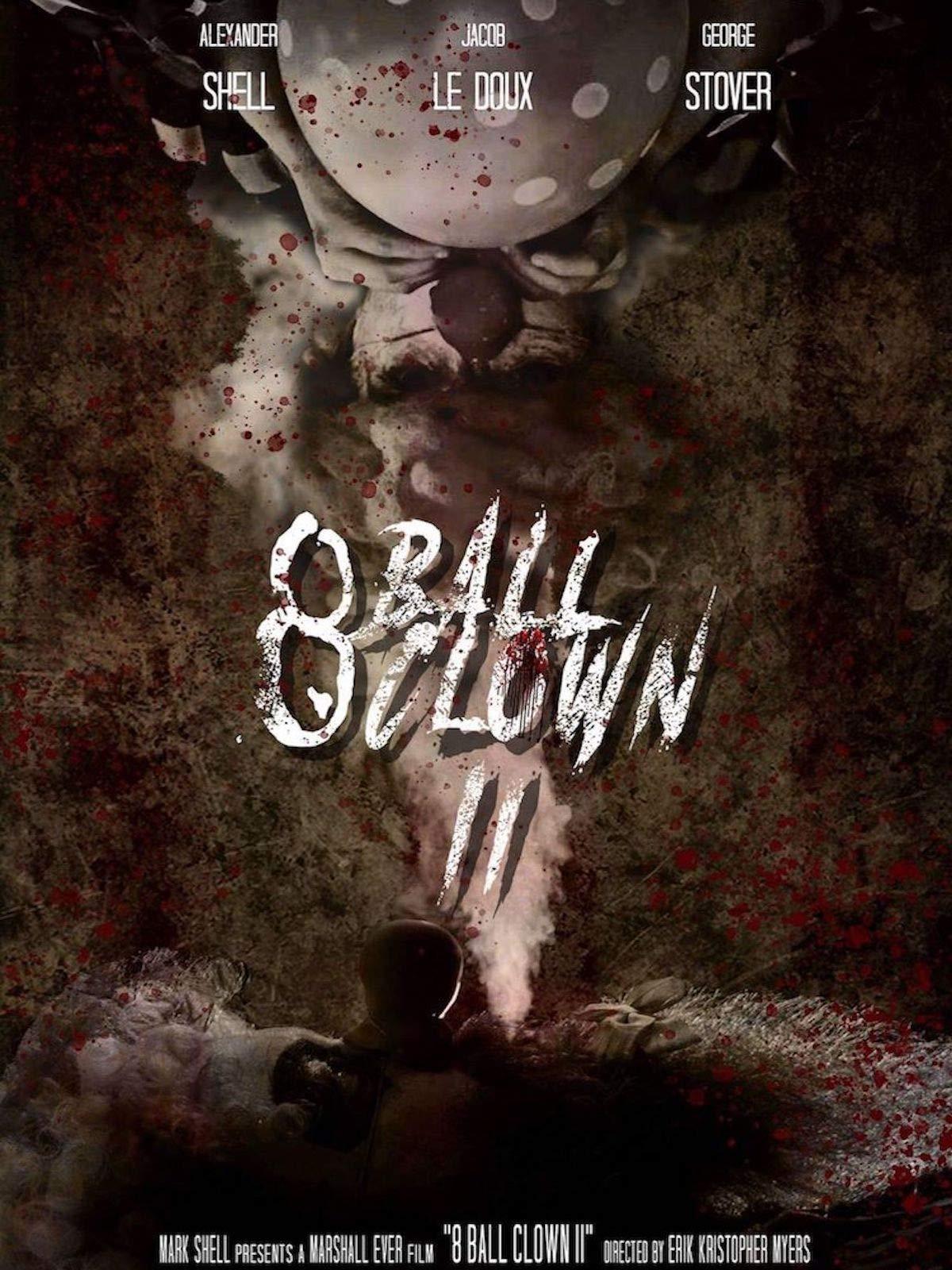 8 Ball Clown II
