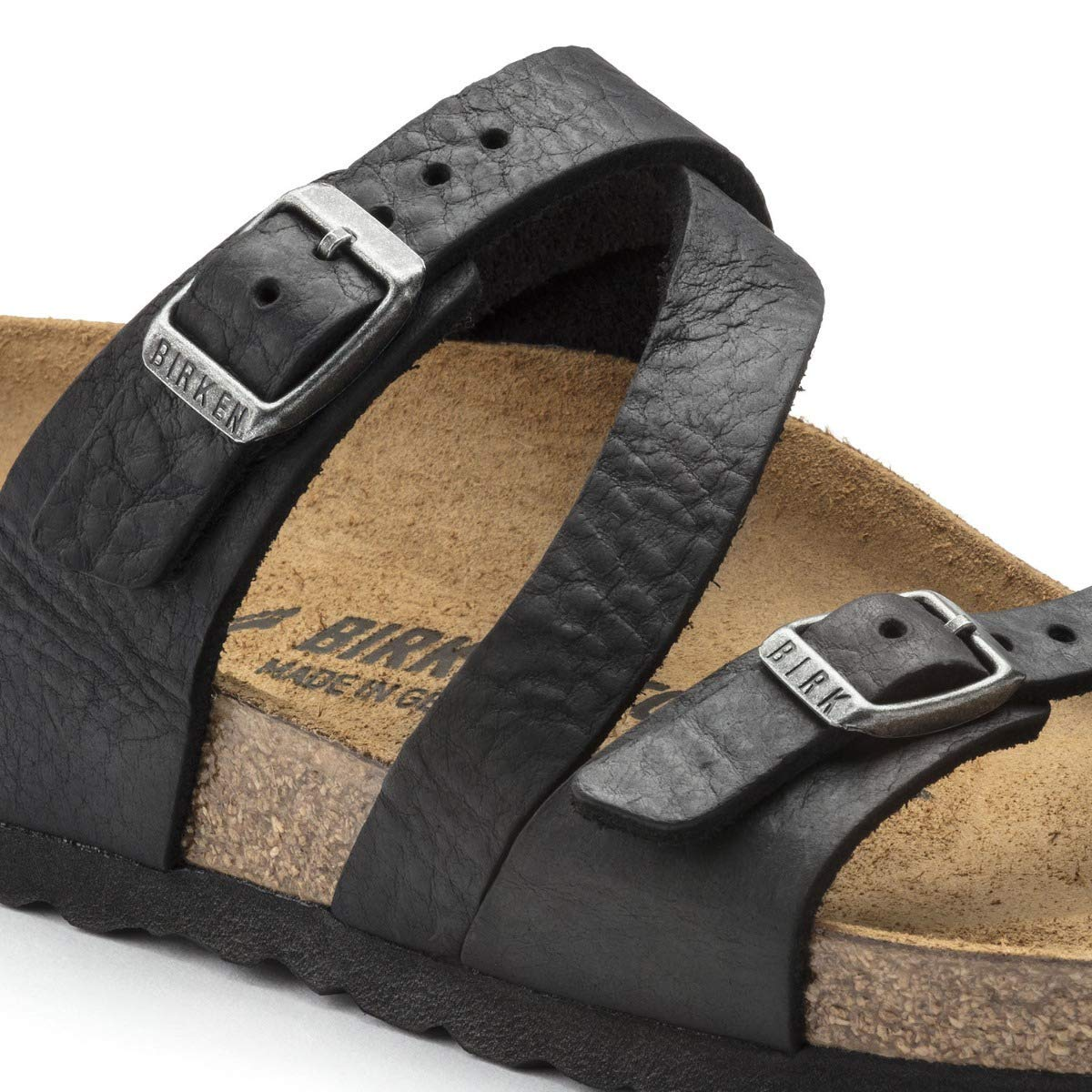 Echtleder Sandalen Normal Birkenstock Salina Camberra Leather Damen XwiuPTOkZ