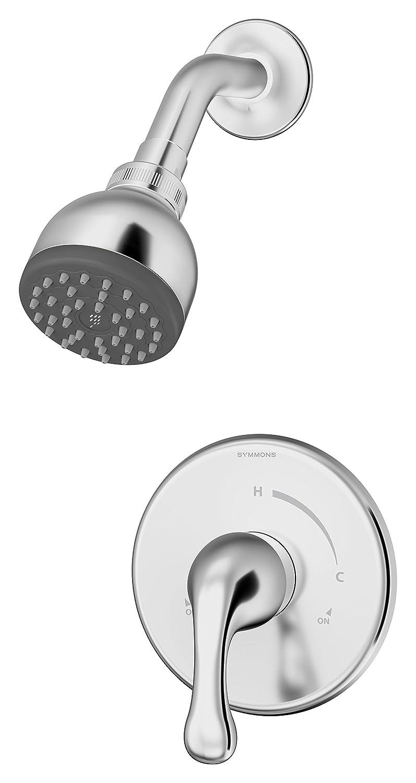 Symmons 6601-1.5 Unity 1-Handle Shower Faucet Chrome