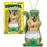 Accoutrements Squirrel in Underpants Deluxe Air Freshener