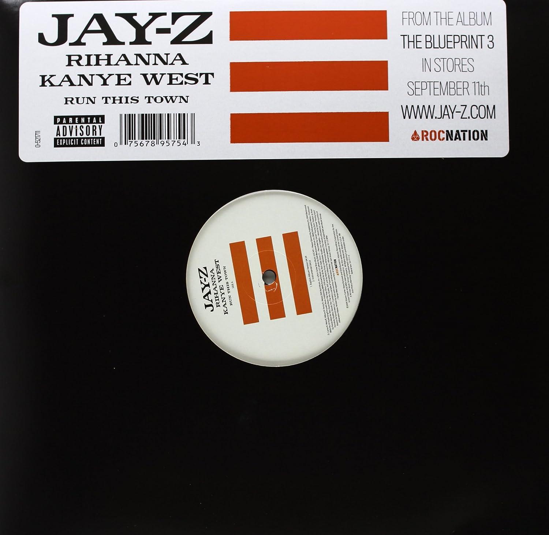 Jay z run this town vinyl amazon music malvernweather Choice Image