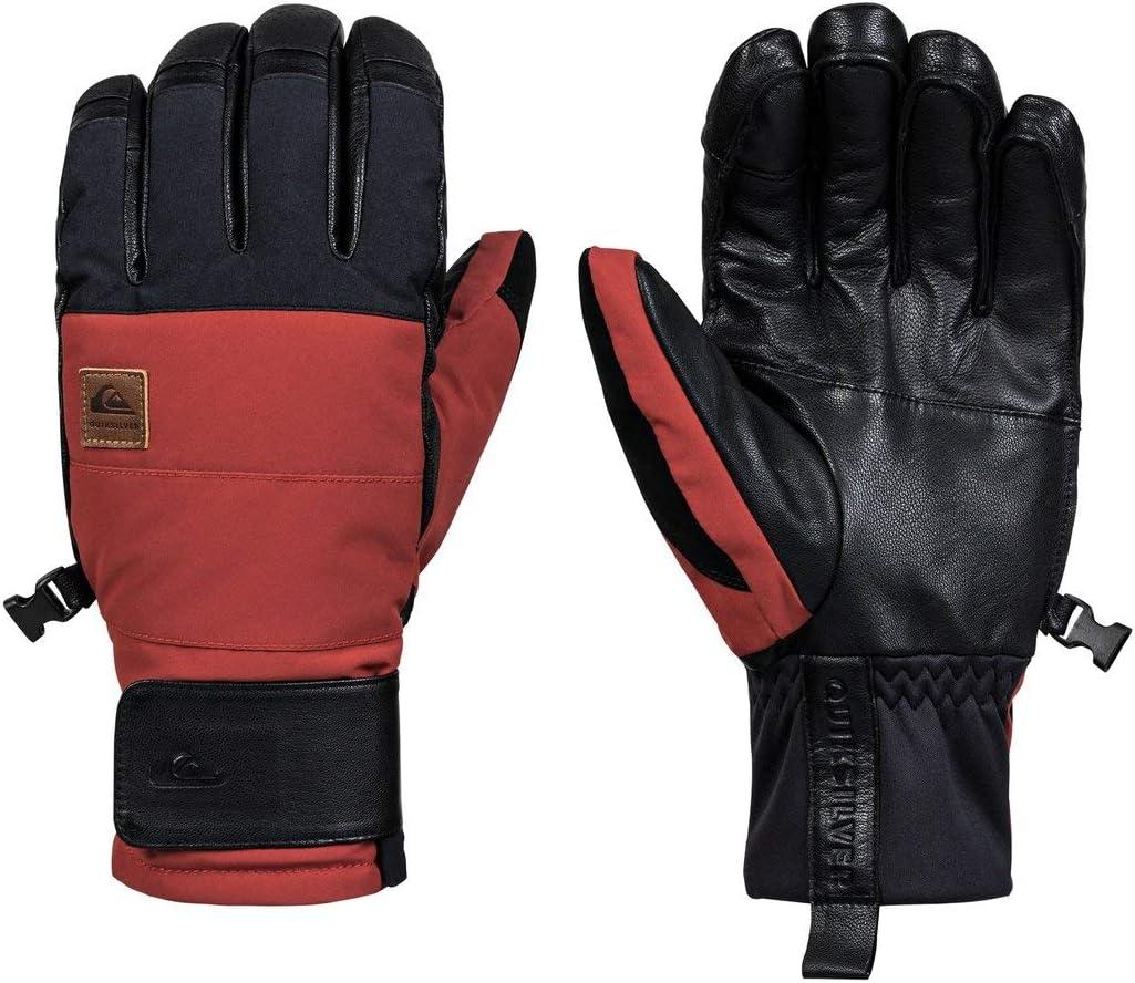 Quiksilver Squad Snowboard//Ski Gloves for Men EQYHN03120