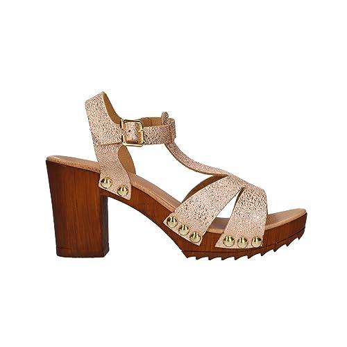 3529079cb38279 Keys Sandali Scarpe Donna Cipria 5867: Amazon.it: Scarpe e borse