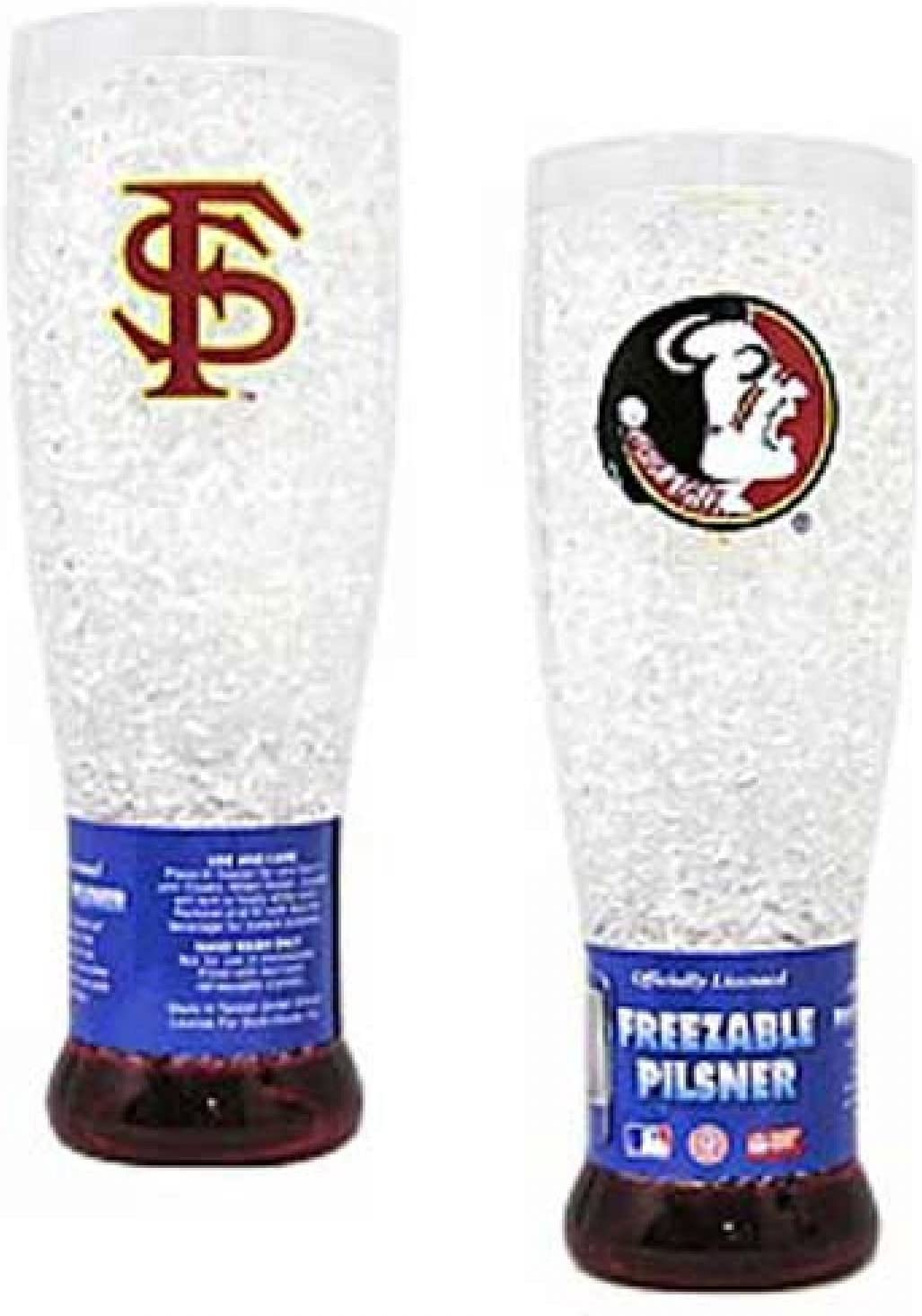 20 oz FSU Freezable Pilsner Florida State Seminoles