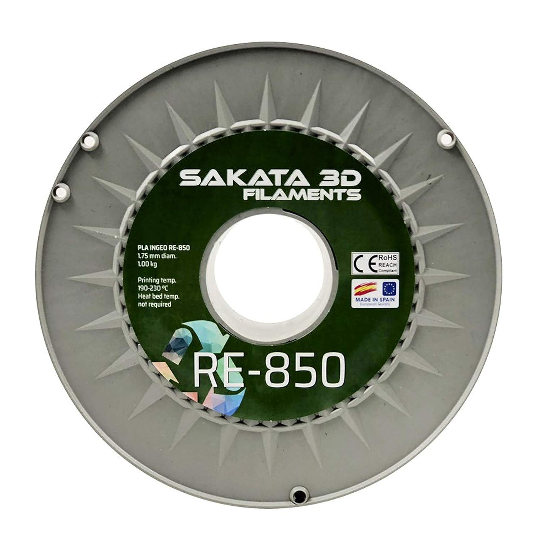 Filamento Rollo Bobina Sakata 3D PLA Ingeo 3D850 Reciclado RE-850 ...
